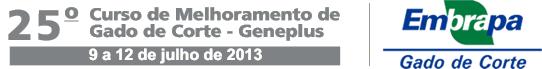XXV Curso do Geneplus