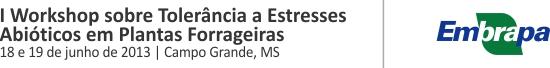 I Workshop sobre Estresses Abióticos em Plantas Forrageiras